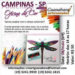 Campinas/SP - 08/maio
