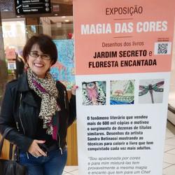 Exposição BeiraMar Shopping Floripa