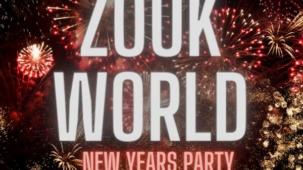Zouk World - New Years Party!