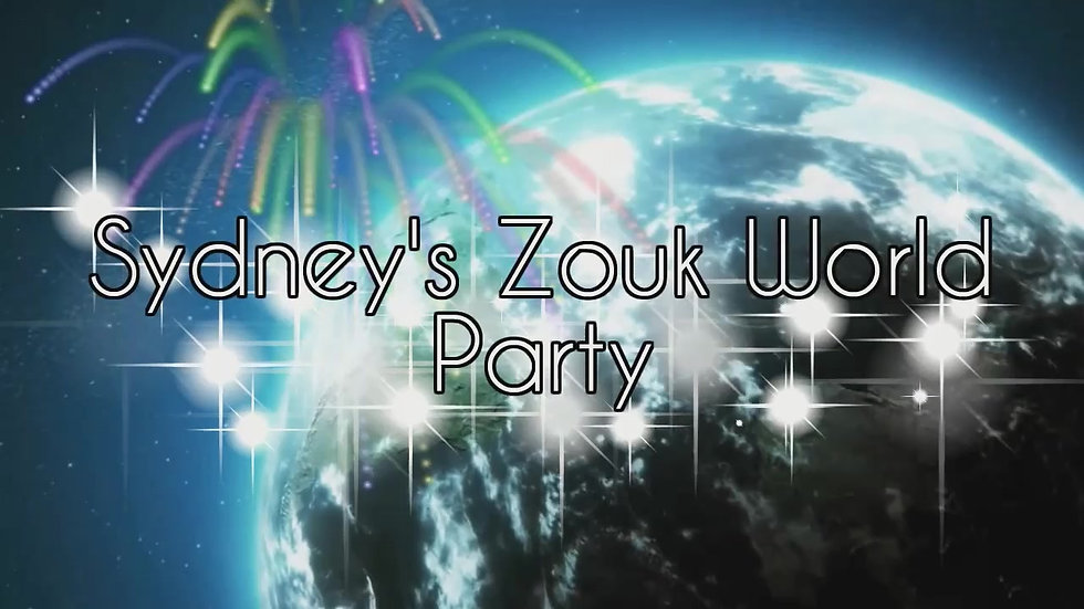 World Parties - Workshop & Party Pass
