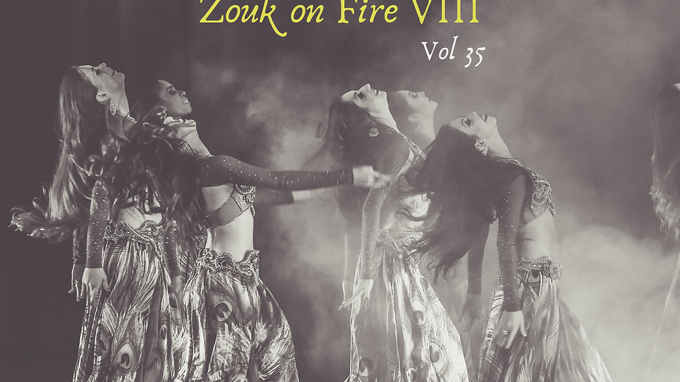 Limitless Vol. 35 (Zouk on Fire VIII)