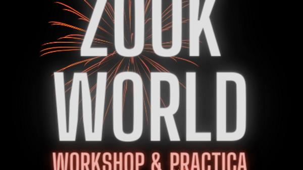 LEADS (Gentlemen) - Zouk World - Workshop & Practica