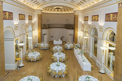 Ballroom weddings in Mayfair
