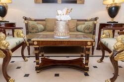 Gold cake, the Lanesborough