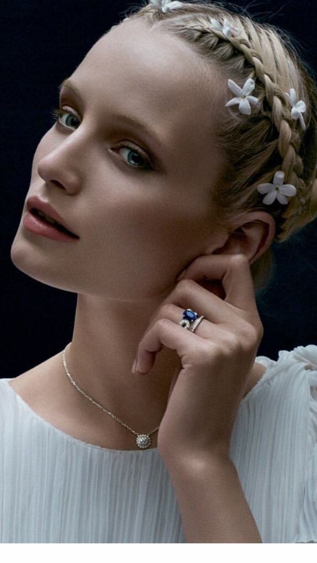 Spotlight on engagement rings: Van Cleef & Arpels