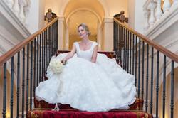 Superb bride at the Lanesborough