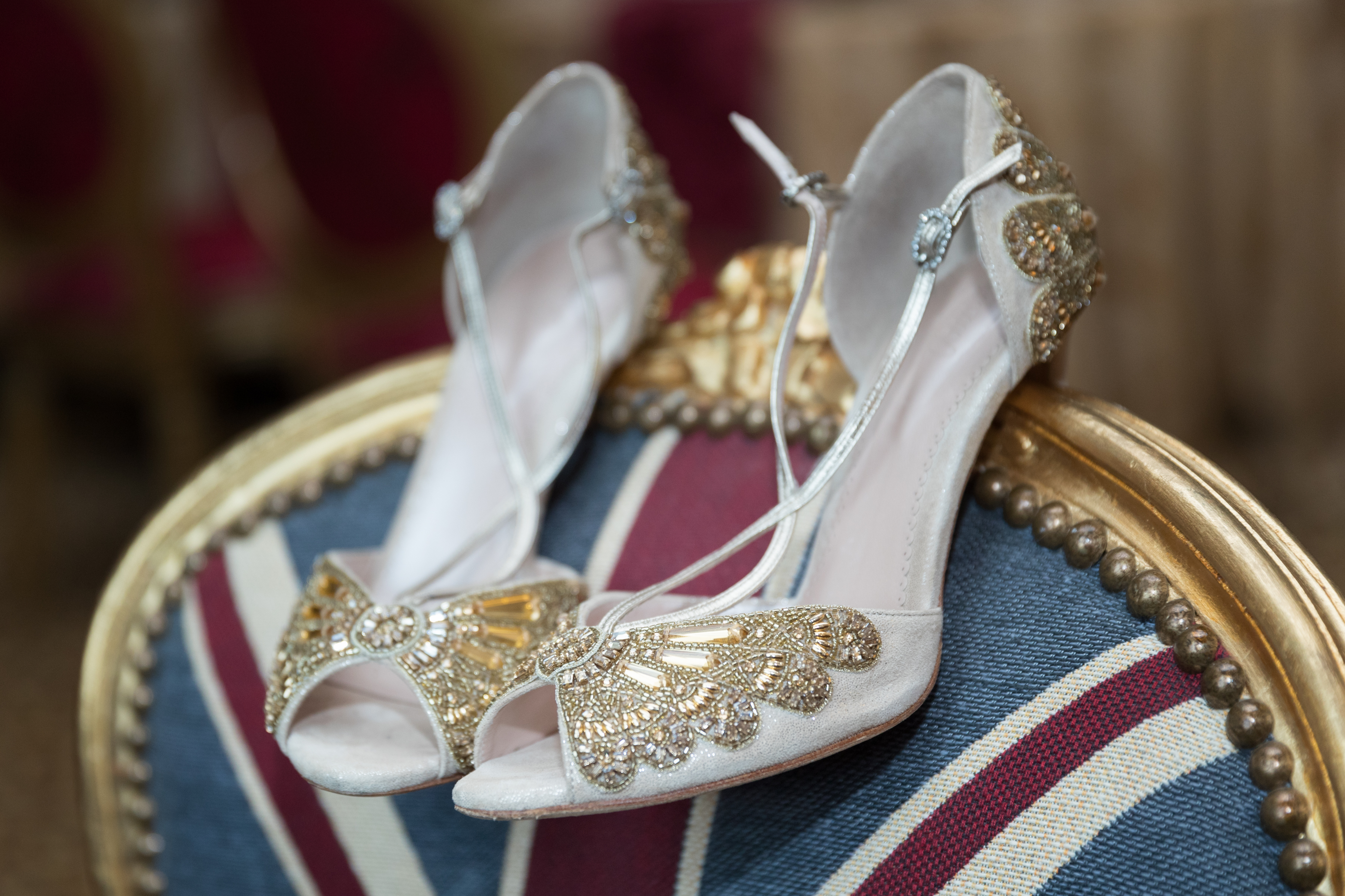 Emmy London bridal Shoes