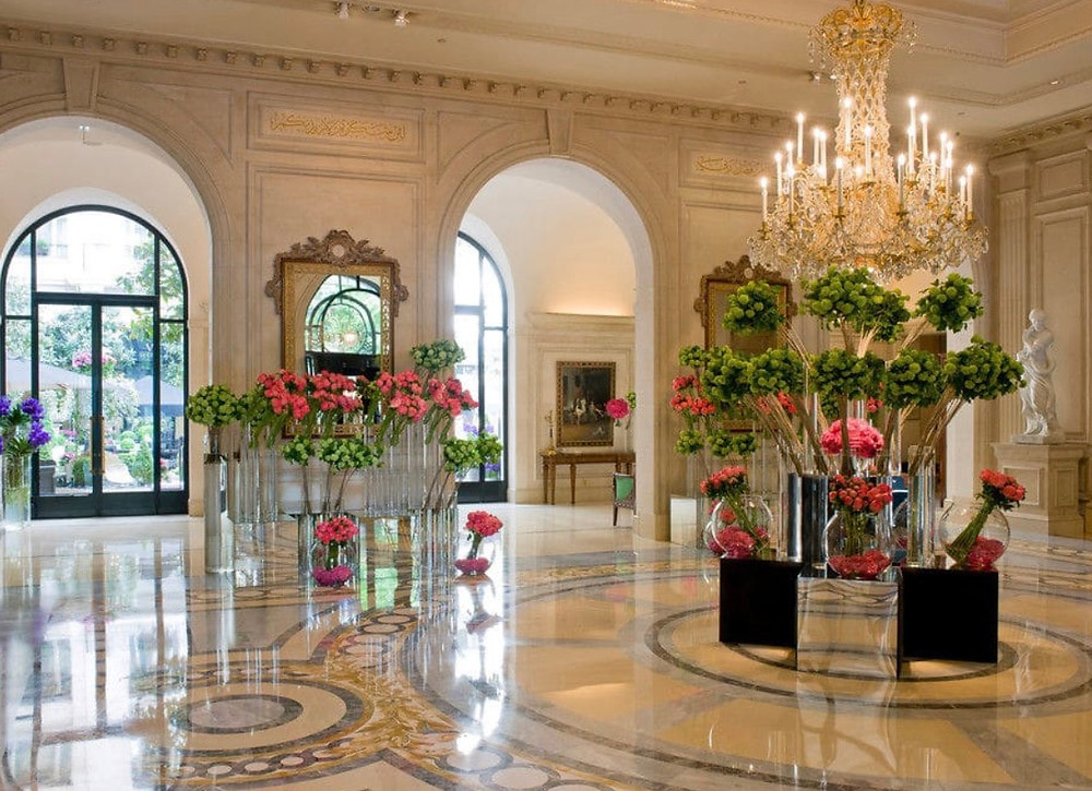 Hotel Four Seasons George V Paris
