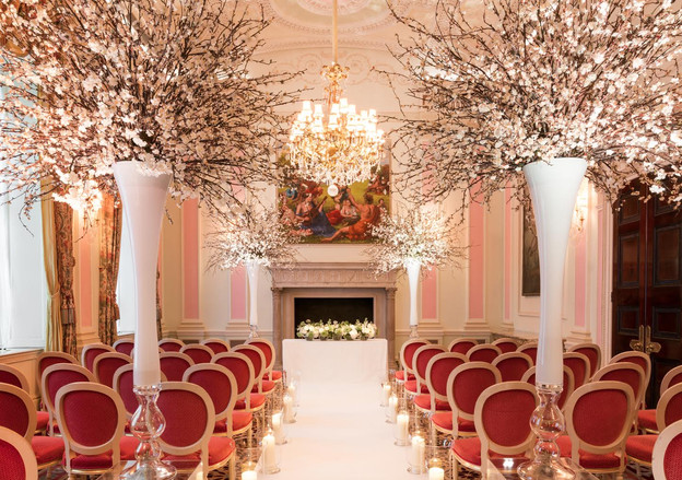 Spotlight on wedding venues: The Ritz