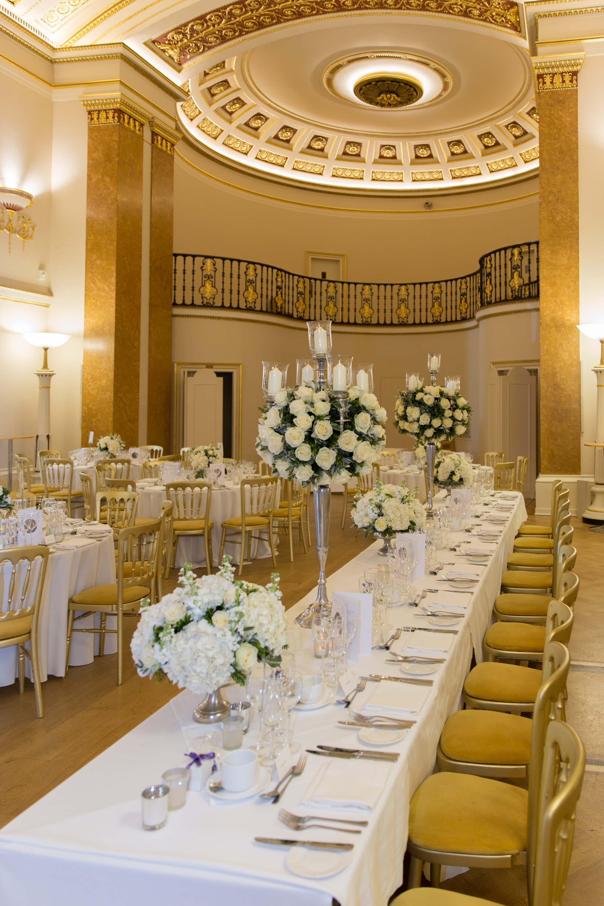 Weddings at The Lansdowne Club Mayfair