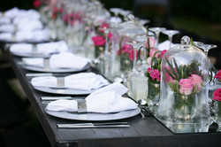 Roses Wedding decoration