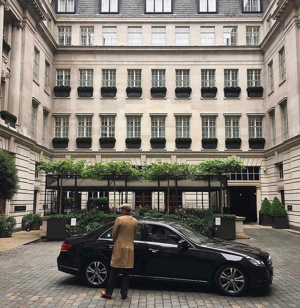 Rosewood hotel, London; perfect luxury wedding venue