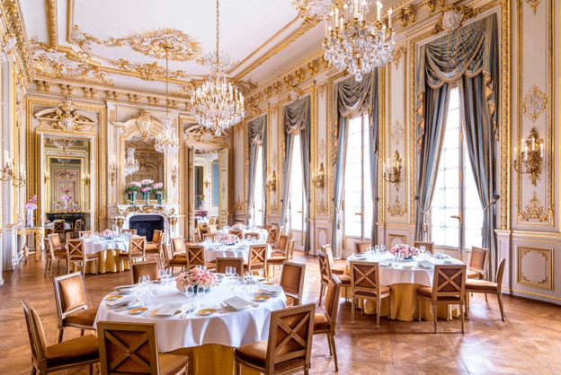 The Shangri-La Hotel, Paris: the luxurious oasis of tranquility for your wedding