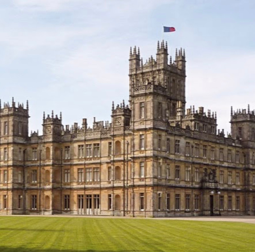 Your wedding at Downton Abbey, Highclere Castle