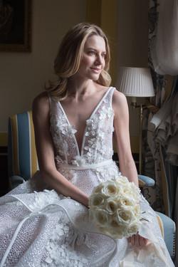 Bride at the Lanesborough
