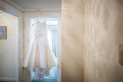 Wedding dress at the Ritz