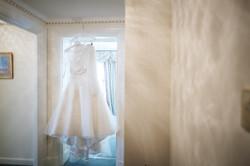 Wedding dress at the Ritz