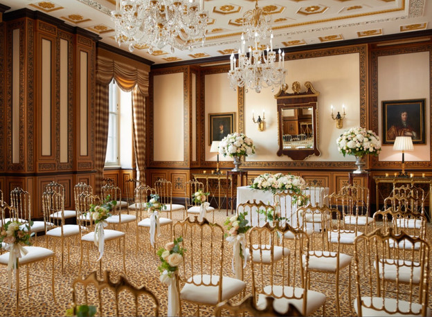 Top 10 of Five-star Luxury hotels in London - the best wedding venues