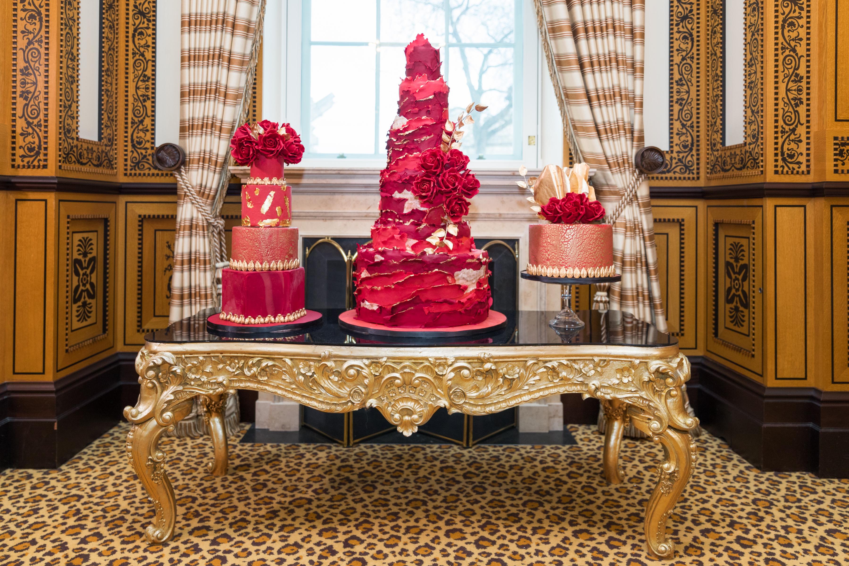 Royal Elizabeth's Cake Emporium cakes