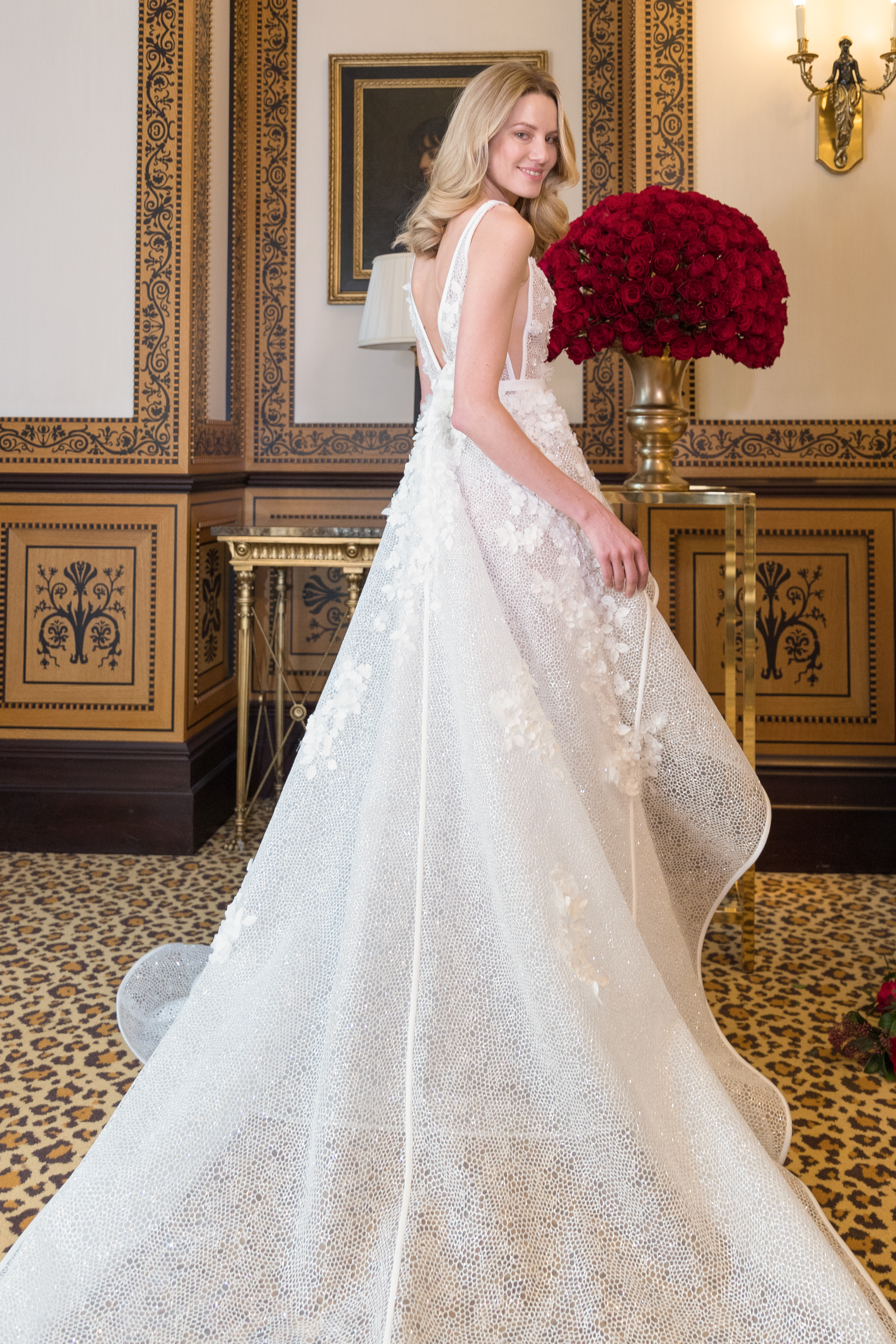 Beautiful bride at the Lanesborough