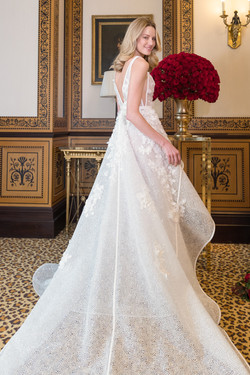 Beautiful bride at the Lanesborough