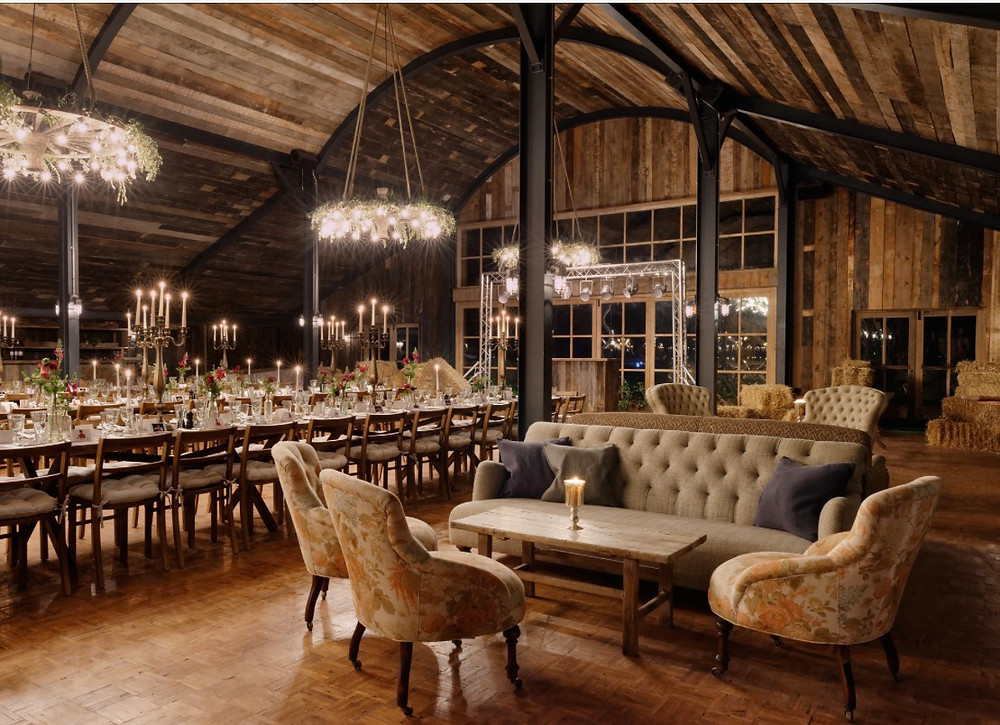 Trendy Soho Farmhouse could be yours for your wedding