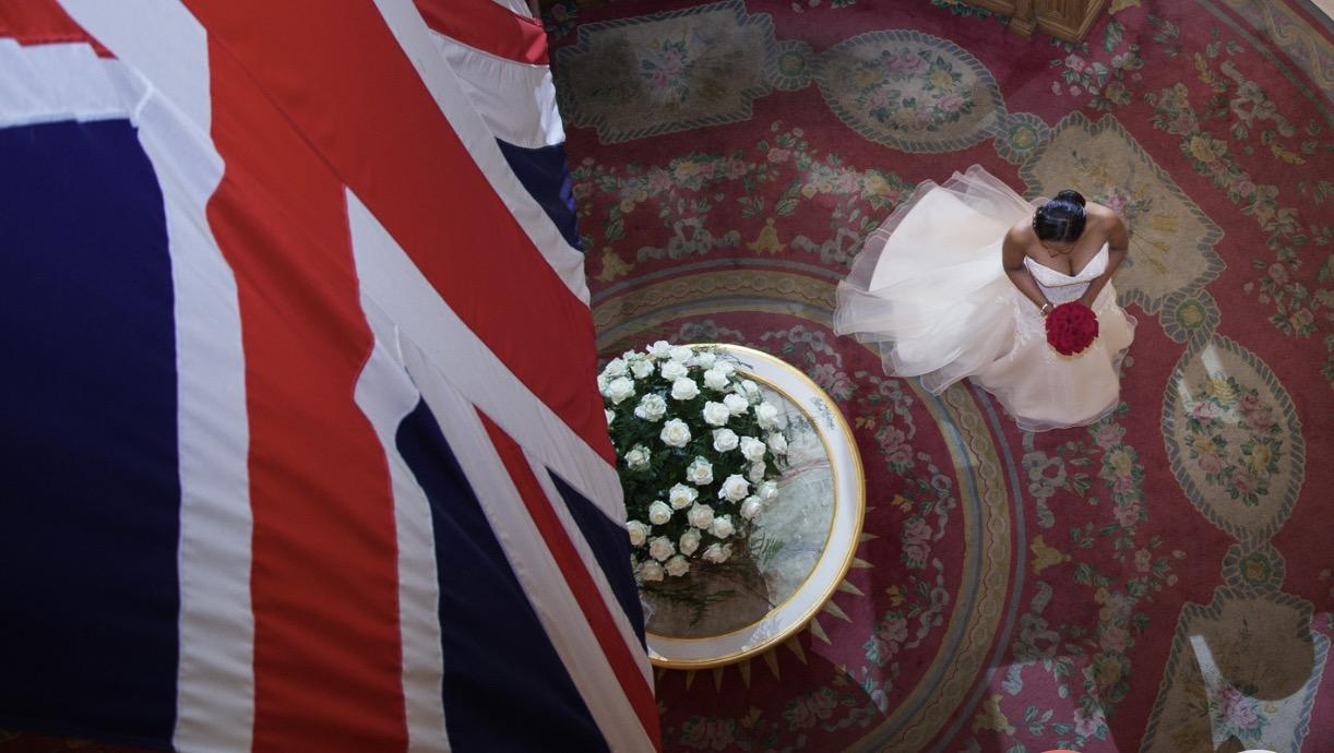 Weddings at the Ritz London