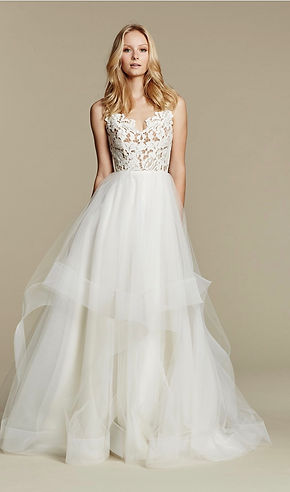 Spotlight On Wedding Dress Designer Hayley Paige Luxury Bespoke