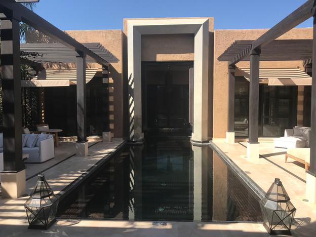 Destination weddings: Mandarin Oriental Marrakech