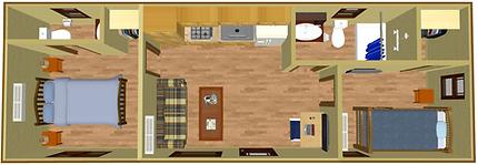 Campfire Homes - Watauga Model