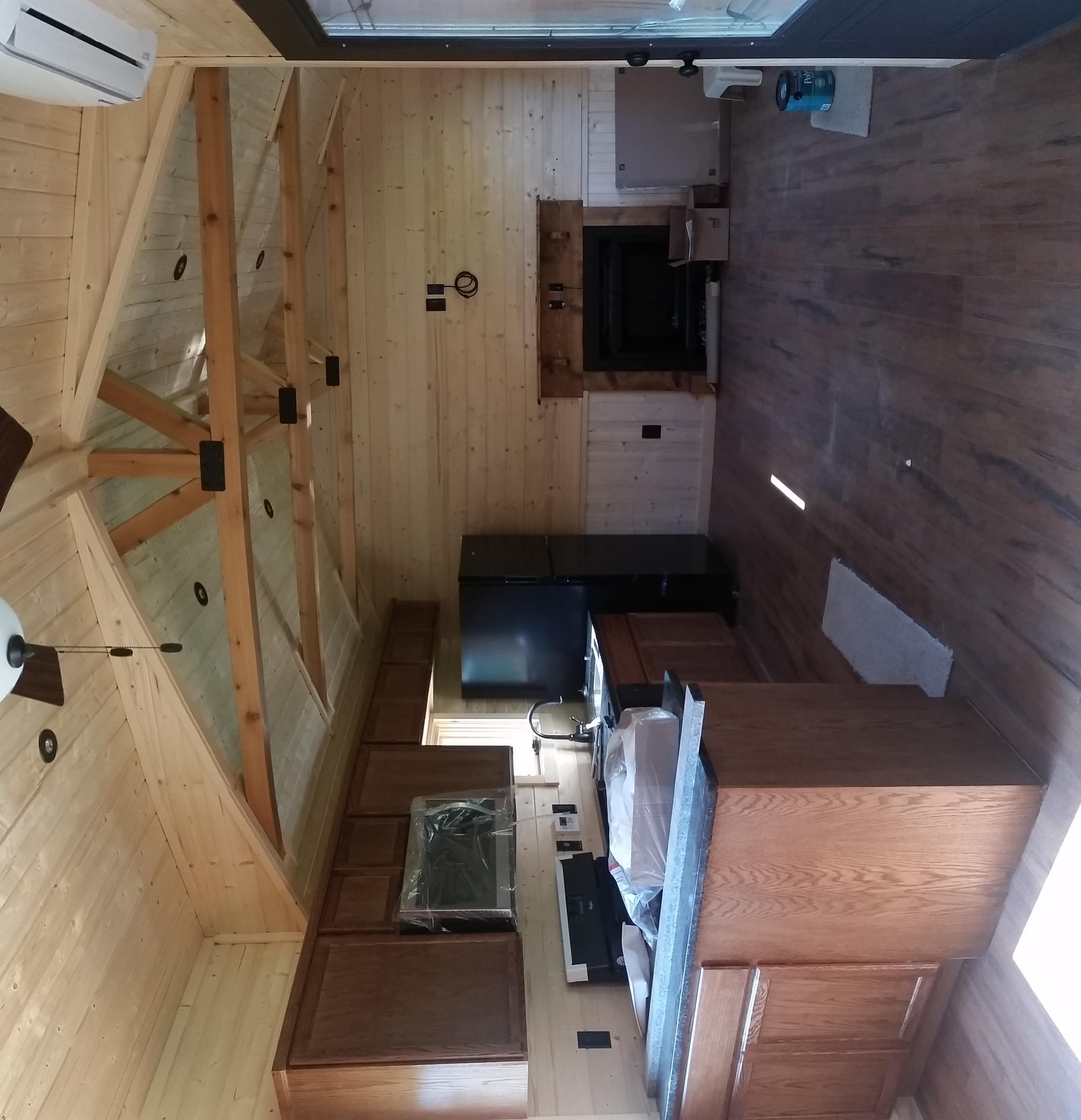 Linville Model - Kitchen/Den