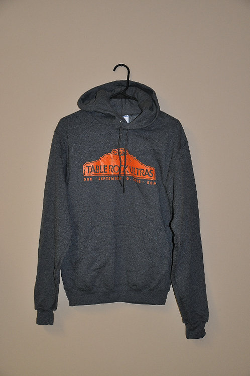Finisher's Hoodie - 2015 Grey