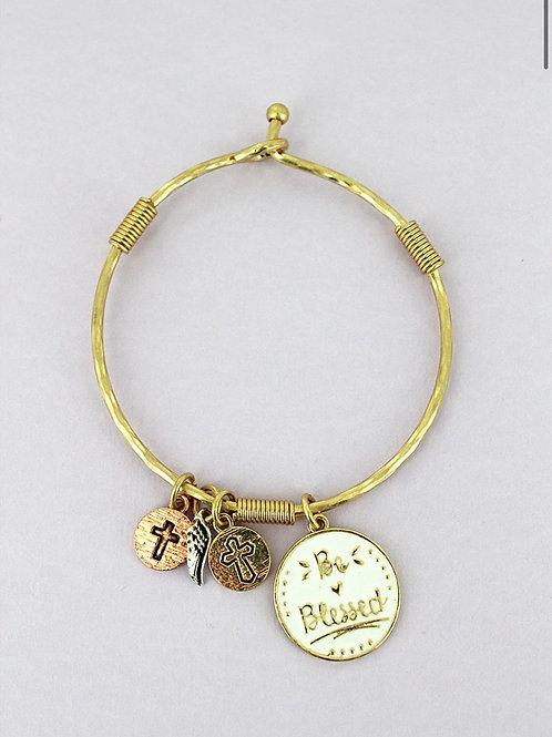 Be blessed bracelet