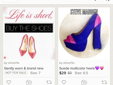 9 tips to Sell on Poshmark