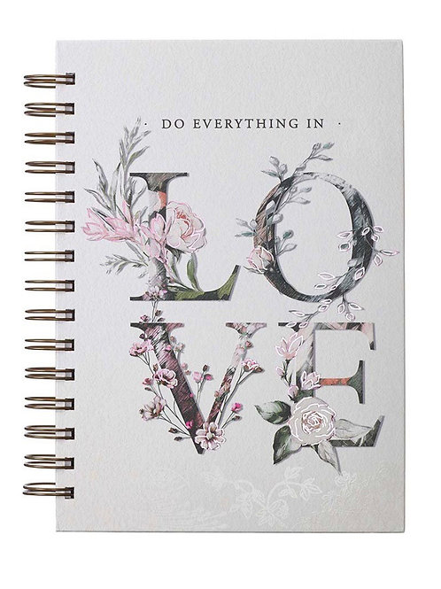 Do everything in love spiral book