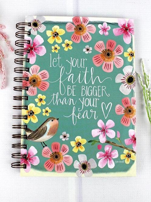 Faith spiral book