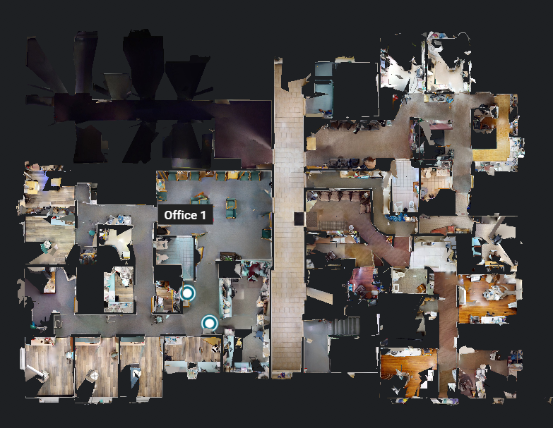 dollhouse floorplan