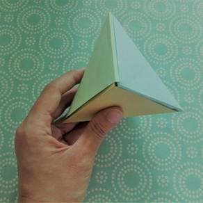 Desafio: Puzzle origami