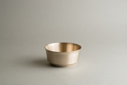 Moonstone soup bowl plain