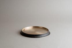 Moonstone dessert plate