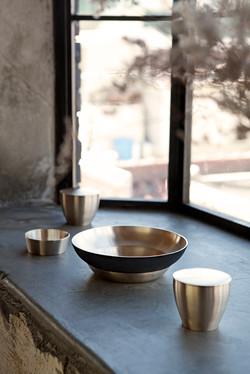 Damoon dinnerware