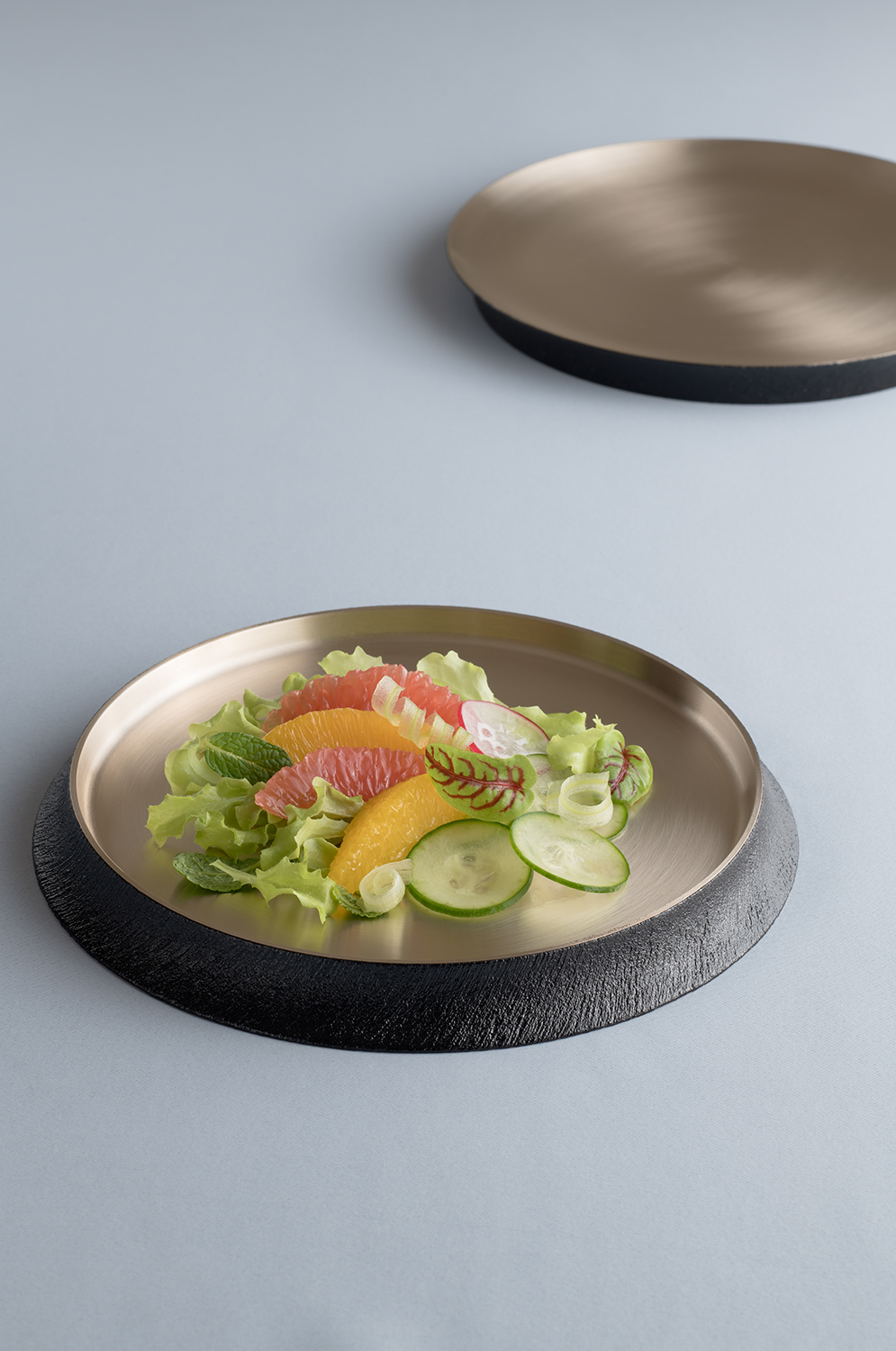 Moonstone dinnerware collection