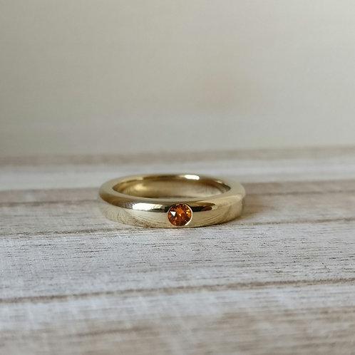 Qudo sarria ring G tangerine