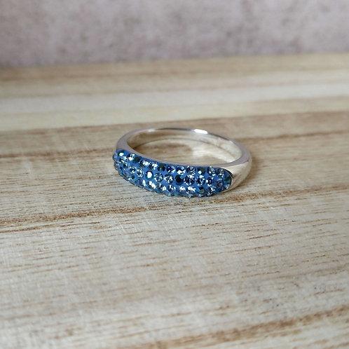 Ring Phantasya S deep blue