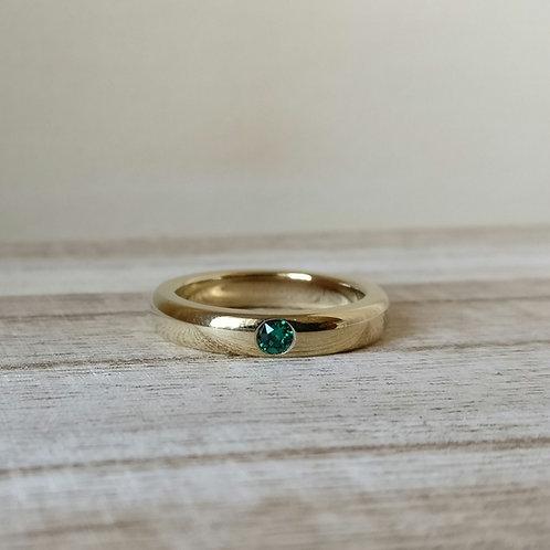 Qudo sarria ring G emerald