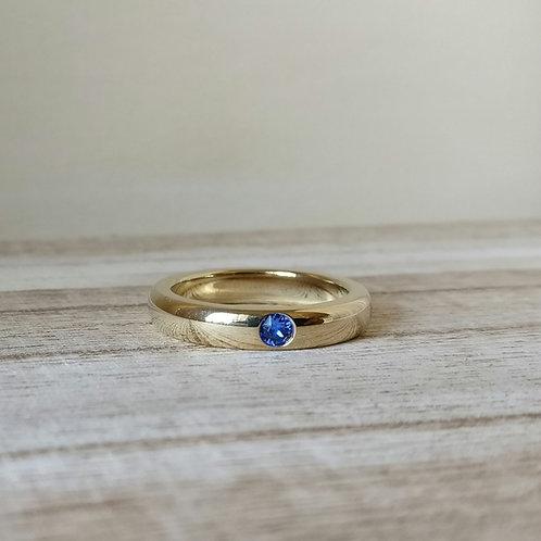Qudo sarria ring G sapphire