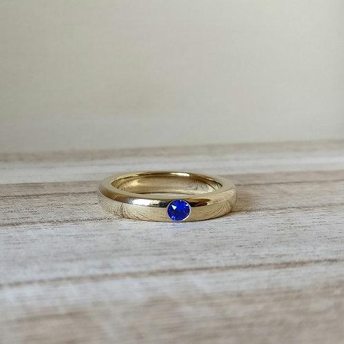 Qudo sarria ring G majestic blue