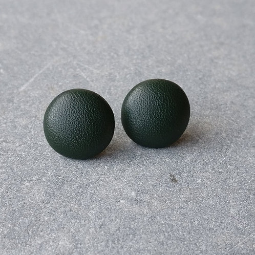 Oorknop leder groen