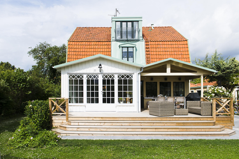 orangerie & terraces