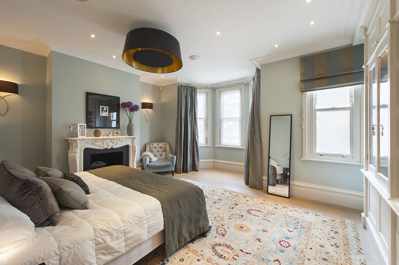 London house - Master suite